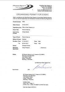 Record-Permit